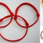 Что означает красная нитка на руке?