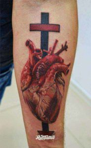 krest-serdce