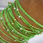 5 правил завязывания зеленой нитки на запястье