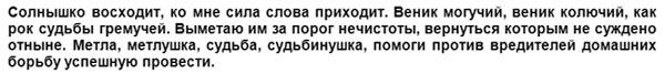 zagovor-ot-tarakanov-na-venik-tekst