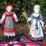 4 инструкции по изготовлению кукол оберегов своими руками