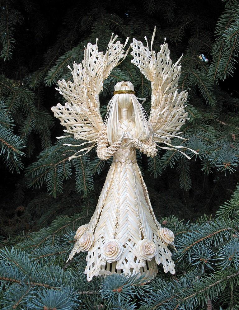 Кукла-оберег Ангел-хранитель