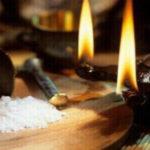 3 варианта, как провести снятие порчи солью